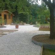 Jardin minéral contemporain, La Turballe