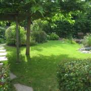 Jardin à maturité, Saint Herblain