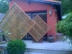 Panneau brise vue décoratif en bambou, La Baule