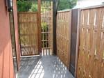 Panneaux de cloture en bambou, Paysagiste La Baule