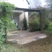 paysagiste, terrasse, pierre, naturelle, palis, grès, schiste, herbignac