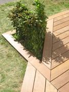 Terrasse,bois,paysagiste,Vertou