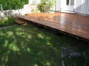 Terrasse,bois,paysagiste,Carquefou