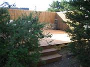 Terrasse,bois,paysagiste,Billiers