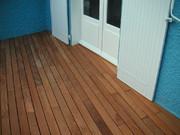 Terrasse,bois,paysagiste,La Baule