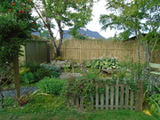 paysagiste, jardin, terrasse, juillet 2017, La Chapelle sur Erdre